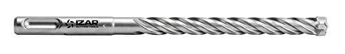 215 mm Longitud Izar 55961 Broca-Martillo SDS Plus Zentro 4+ Hormig/ón Reforzado 150 mm Longitud Corte 1891 5.0 mm Di/ámetro Corte