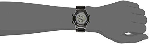 American Design Machine Jr. Kids' ADSG 6001 BLK ADM Digital Display Quartz Black Watch