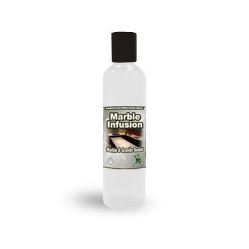 100% Natural Marble Granite Sealer and Polisher - Marble Infusion 8oz