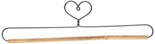Ackfeld 66770 Heart with Stained Dowel Holder, 12