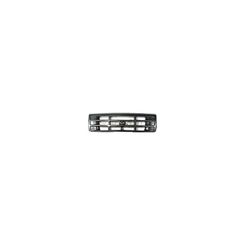 Grille Bronco Ford 96 Assembly (Evan-Fischer EVA17772011237 Grille for Ford F-Series 92-97 Plastic Painted-Gray)