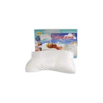 Amazon Com Sobakawa Cloud Pillow 12 6 Quot X 18 5 Quot X 3 15