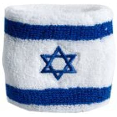 Digni reg Israel Wristband sweatband Set pieces Estimated Price £6.95 -