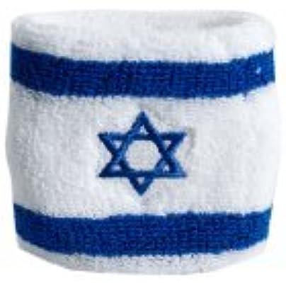 Digni reg Israel Wristband sweatband Set pieces Estimated Price £6.95 -