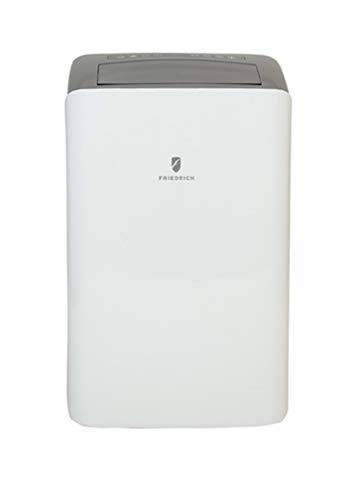 Friedrich ZoneAire Series ZCP12DA Portable 3-in-1 Room Air Conditioner, Dehumidifier, Fan, 12,000 BTU, - 12000 Series