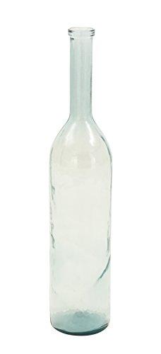 Deco 79 18217 Glass Bottle Vase, 8'' x 40'' by Deco 79