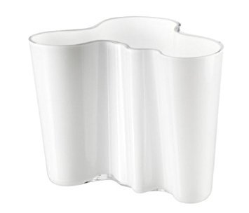 (Iittala Alvar Aalto Collection Vase (6.25