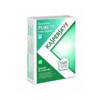 Kaspersky Lab Pure 3.0 - 3 User