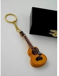 REGALOS LLUNA Llavero Miniatura Musical (Llavero Guitarra ESPAÑOLA): Amazon.es: Hogar