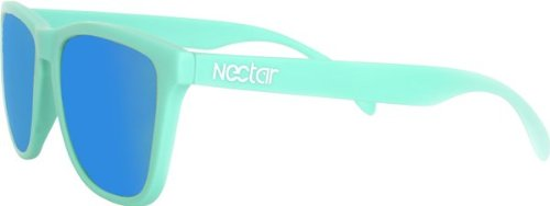 Nectar Wayfarer UV-400 Inlet Mint/Blue - Wayfarer Mint Sunglasses
