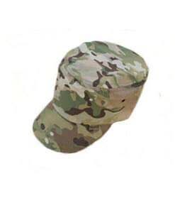 Trooper Clothing Kids Multicam Patrol Cap