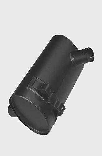 (Caterpillar Cat 416B 416C 426B 436B 428B Backhoe Loader Exhaust Muffler 127-8594)