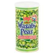 Hapi Snacks Wasabi Peas, Hot, 9.9 Oz (Pack of 2) by HAPI (Image #1)