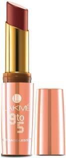 Price comparison product image Lakme 9 to 5 CREASE-LESS MATTE 3.6 g(MR14 MAROON MATCH)