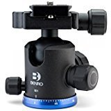 Benro Triple Action Ball Head w/ PU60 Quick Release Plate (IB1) by Benro