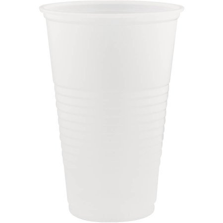 Conex Translucent 20 Oz Plastic Cold Cups, 1000 count/pieces