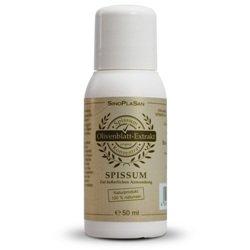 Olivenblattextrakt Spissum 50ml, zur äußerlichen Anwendung, Naturprodukt, 100% naturrein, ohne Zusatzstoffe, aus hochkonzentriertem Olivenblattextrakt SinoPlaSan AG