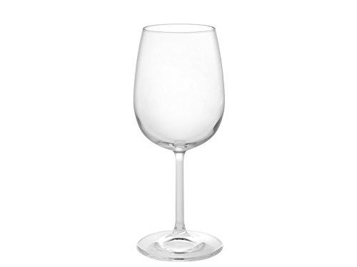 (Bormioli Rocco Riserva Fruity Red Wine Glass oz., Set of 6, 15 oz, Clear )