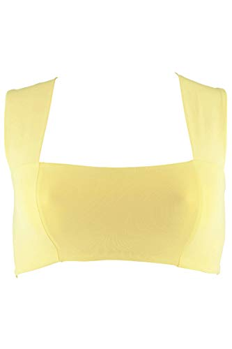 LSpace Women's Parker Top Daisy Medium - Surplice Top Bikini