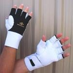 Impacto Ergonomic Anti-Vibration Air Glove with Thumb Web - X-small
