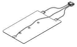 Plus Heater Assembly (Pelton & Crane Plus 8 Heater & Plug Assembly)