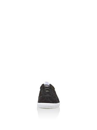 adidas Originals GAZELLE OG G13265 - Zapatillas de cuero para hombre Negro