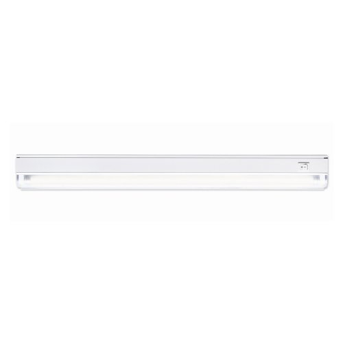 Good Earth Lighting GU9724L-T5-WHI Under Under Cabinet Light Fixture, White