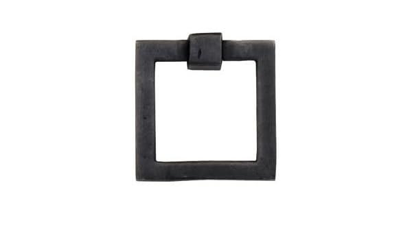 Ashley Norton Solid Bronze Bz6356 Square Drop Pull Amazon Com