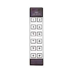 Ss Electromagnetic Lock (Control Keypad, SS, Blk, 500)