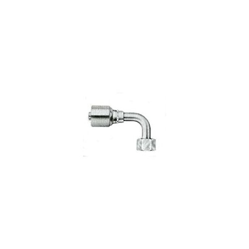 GATES G252400606 HYD HSE FTG 6G-6FFO Pack of 5
