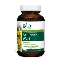 St. Johnswort Liq Caps, 60 cp ( Multi-Pack) by Gaia Herbs
