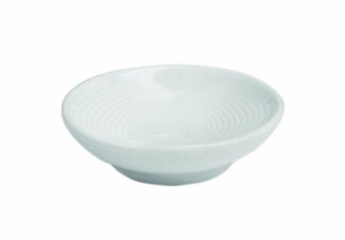 Tria Butter Dish, 1.50 oz, 2 3/4'', Wish Collection, 24 per case