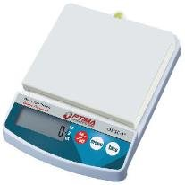 Optima Scales OPK-P250 Compact Digital Precision Scale Balance, 250g x 0.1g, Plastic Pan by Optima Scales