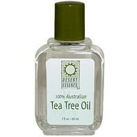 DESERT ESSENCE TEA TREE OIL,100% PURE, 1 FZ
