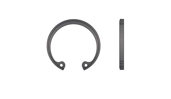 Stamped Pkg of 35 USA 2-1//16 Internal Beveled Housing Ring Spring Steel VHO-206