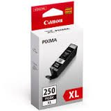 Genuine OEM brand name Canon PGI-250XL Black Inkjet for Pixma iP7220/MG5420/MG6320 6432B001