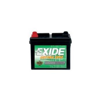 Amazon Com Exide Small Engine Garden Tractor Battery