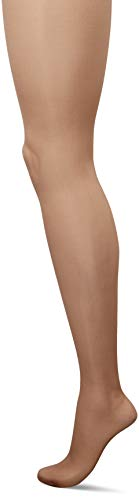 Sheer Taupe Hosiery - L'eggs Women's Sheer Energy Control Top Toe Pantyhose, Taupe, B