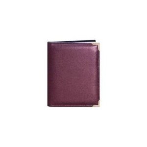Pioneer Mini Oxford Bound Photo Album, Random Solid Color Sewn Leatherette Covers with Brass Accent Corners, Holds 24 5x7