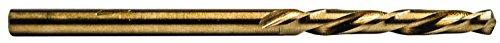 Century Drill & Tool 74107 Cobalt Left Hand Stub Drill Bit, 7/64