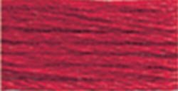 Bulk Buy: DMC Thread Pearl Cotton Balls Size 8 95 Yards Red 116 8-321 (10-Pack)