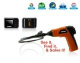 SecurityMan ToolCam inspection camera handgrip with LED light and detachable wireless LCD monitor Review
