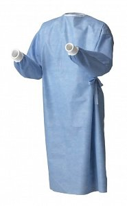 Clorox Optima Non Reinforced Gown by Cardinal Health Medical Products (OPTIMA, NON REINFORCED, XL, 1/PK) by Clorox