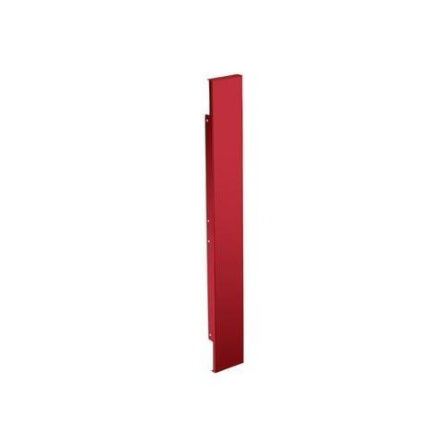 Bertazzoni ST36 36 Inch Wide Side Trim Kit for Professional Series Range Hoods, Red