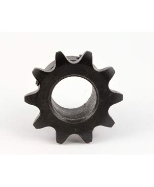 Lincoln 369158 10 Tooth Sprocket S/N 4390 & A