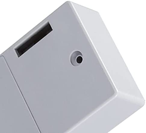 Kiminors Free Hole Invisible Mortise Lock Drawer Lock Induction Lock Wardrobe Door Smart Lock Shoe Cabinet Electronic Card Lock