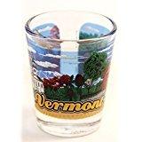 Vermont State Wraparound Shot Glass
