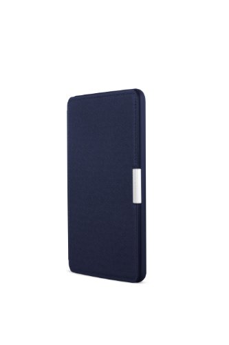 Amazon Kindle Paperwhite Leather Case, Ink Blue - fits all Paperwhite generations prior to 2018  (Will not fit All-new Paperwhite 10th generation)