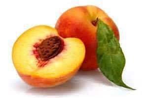 Peach Chunk 2lb Wood