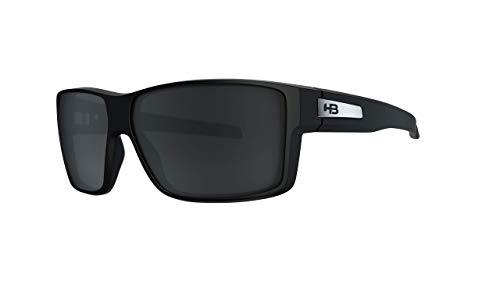 Óculos de Sol HB Big Vert Matte Black Gray
